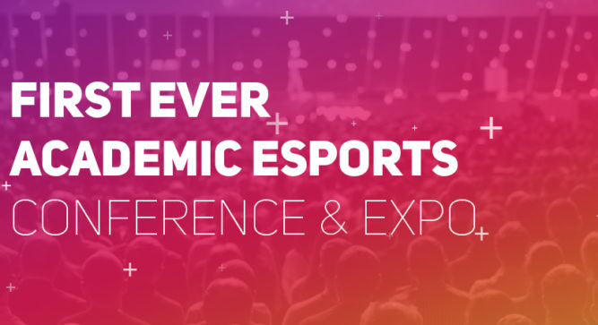 First-ever academic esports conference announced