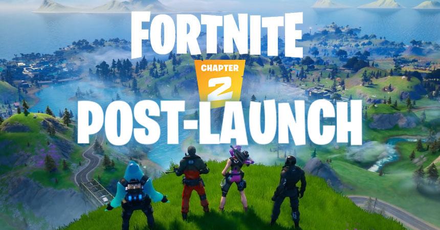 Fortnite 2's post-launch