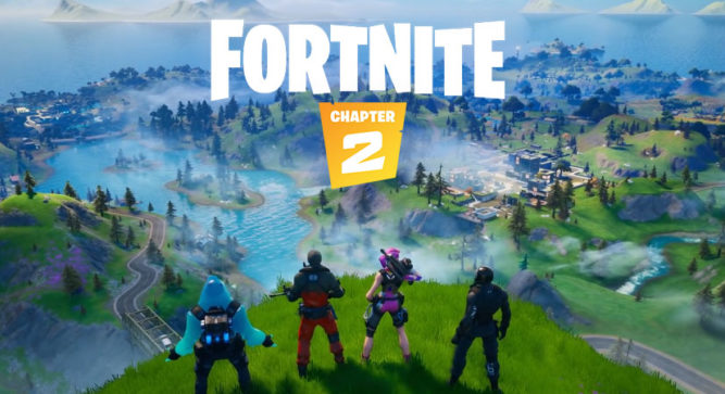 Fortnite Chapter 2: The Wait is Over