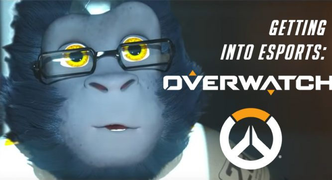 Getting into Esports: Overwatch