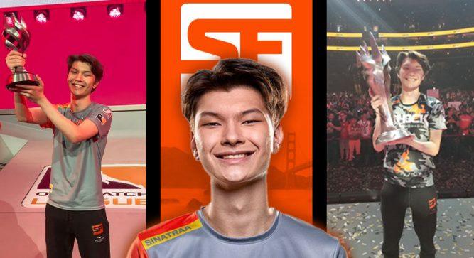 Inside OWL's 2019 MVP: Sinatraa player profile