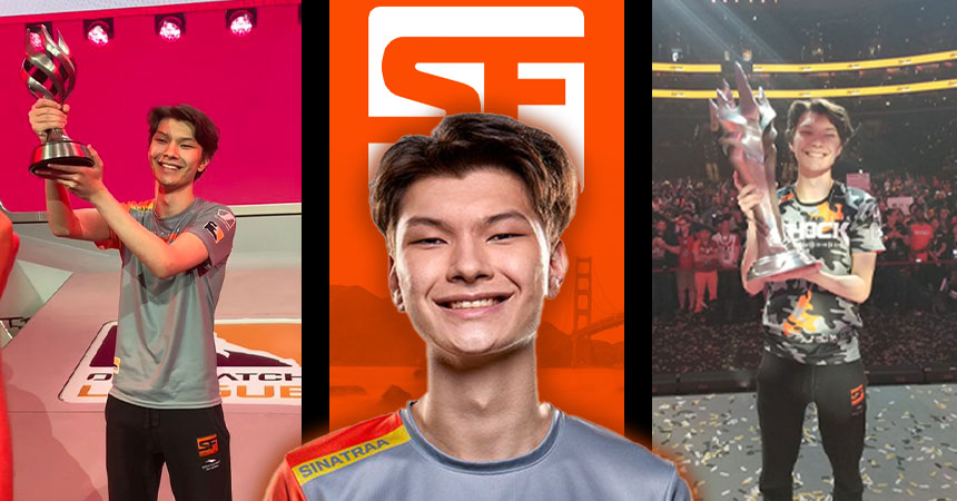 Inside OWL's 2019 MVP: Sinatraa player profile