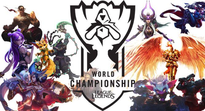 LoL Worlds 2019 Meta report: Group Stage edition