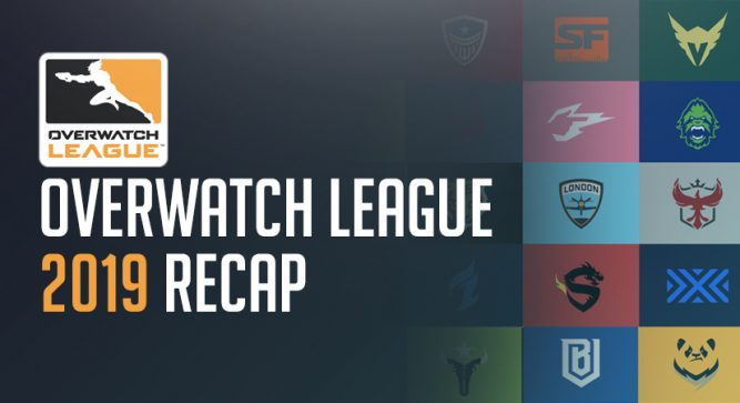 Looking back at the 2019 Overwatch League season