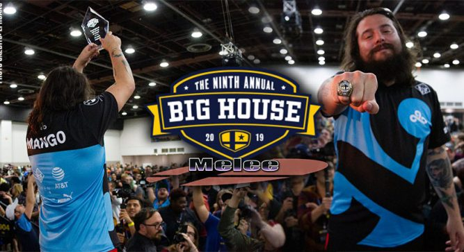 Mango wins Melee at The Big House 9