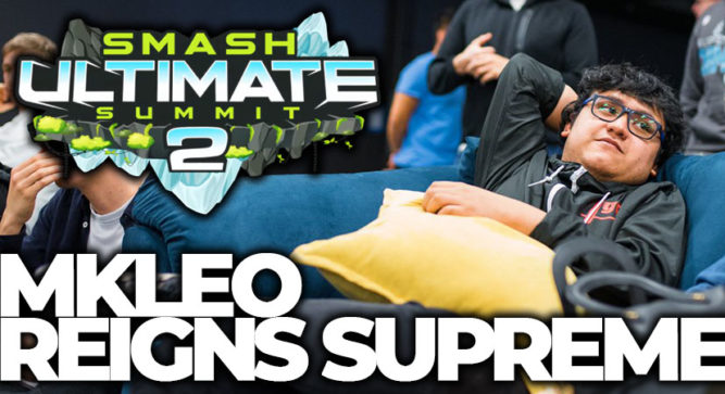 MkLeo clutches Smash Ultimate Summit 2