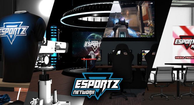 Esports has a new state-of-the-art broadcast home… The Esportz Network
