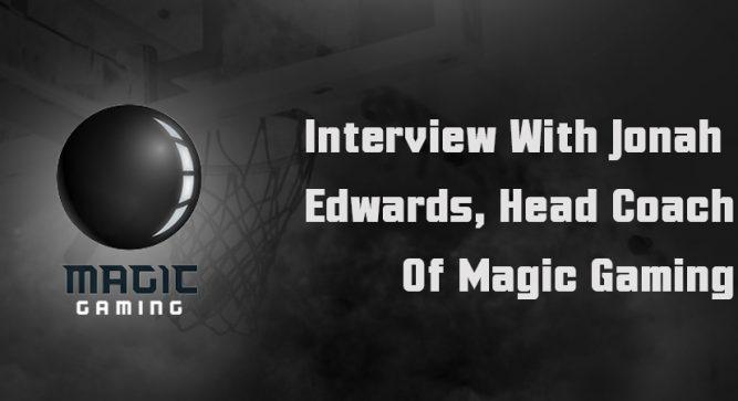 NBA 2K League: An Interview with Magic Gaming Coach, Jonah Edwards