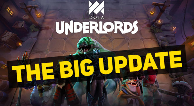New Heroes and Alliances in the Underlords Big Update