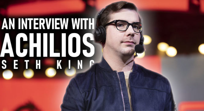 Overwatch League shoutcaster Seth King shares his perspective