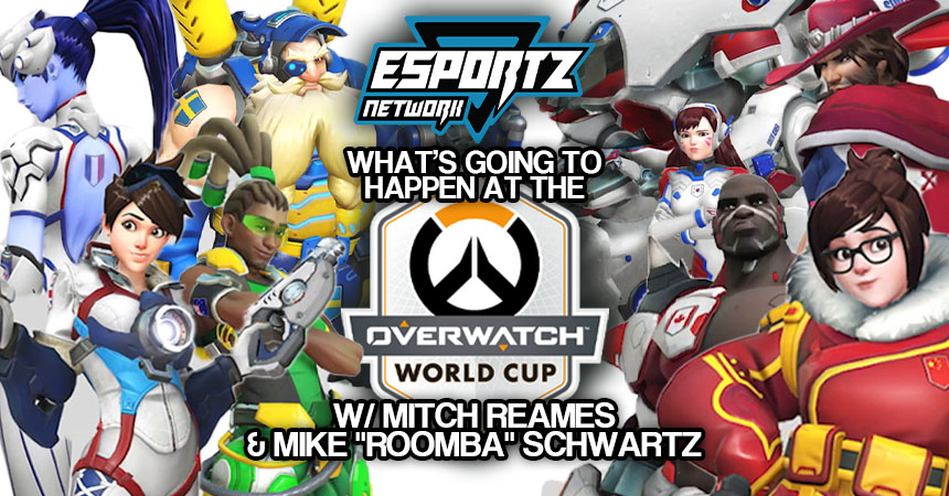 Overwatch World Cup Preview