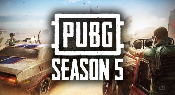 PUBG Season 5 introduces new mechanics, Badlands Survivor Pass