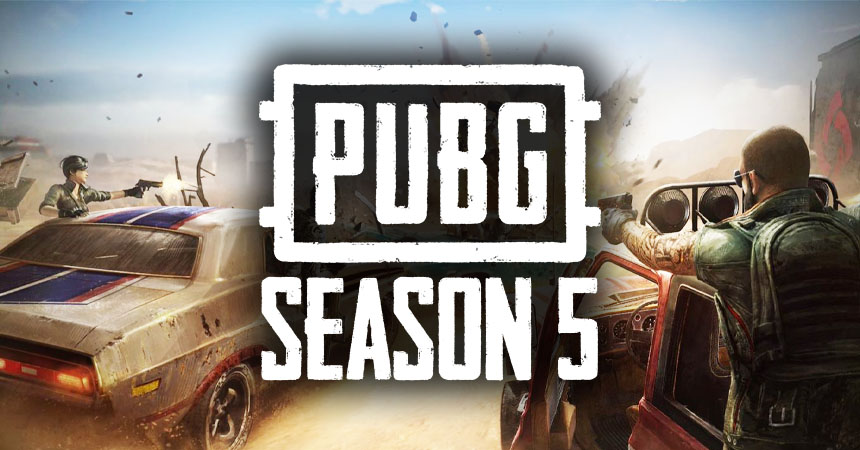 PUBG Season 5 introduces new mechanics, Badlands Survivor Pass