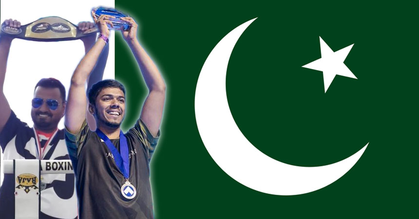Pakistani specialists fight to the top of the Tekken scene