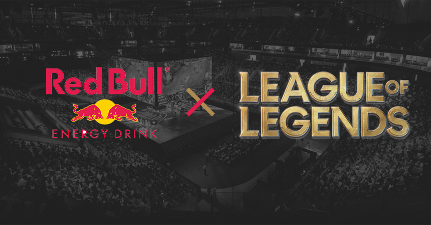 Red Bull signs global partnership with League of Legends