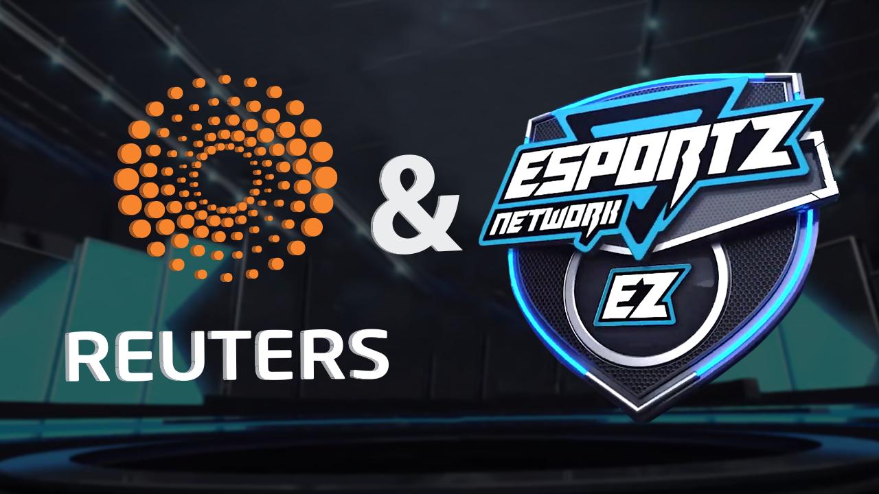 Reuters + Esportz Netowrk
