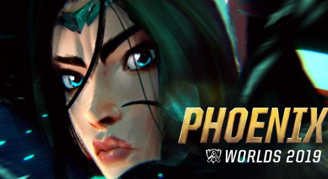 """Riot Games releases Worlds 2019 theme song """"Phoenix"""""""