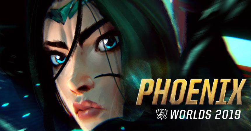 "Riot Games releases Worlds 2019 theme song ""Phoenix"""
