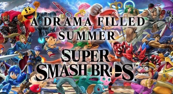 Super Smash Bros' drama filled summer with Danny Howard – Esportz Network Podcast