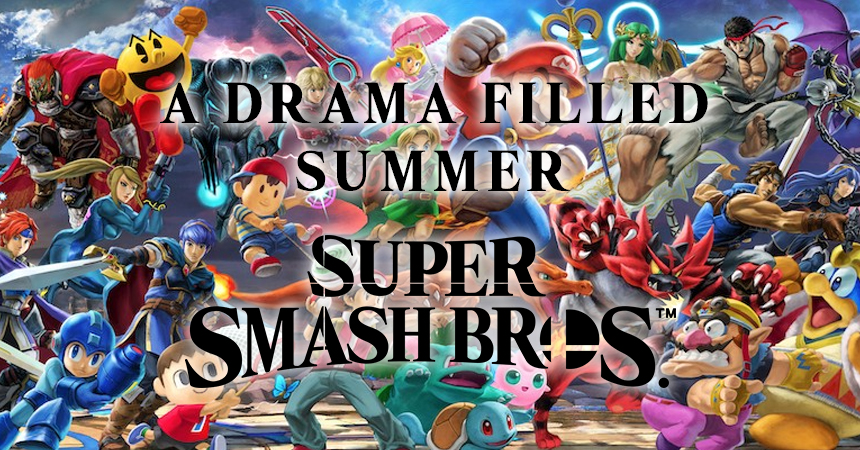 Super Smash Bros' drama filled summer with Danny Howard – Esportz Network Podcast