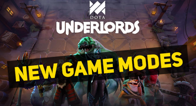 Valve introduces Underlords, New Game Modes and a Jail System to Underlords
