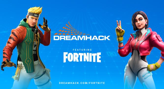 DreamHack announces two $250,000 Fortnite tournaments