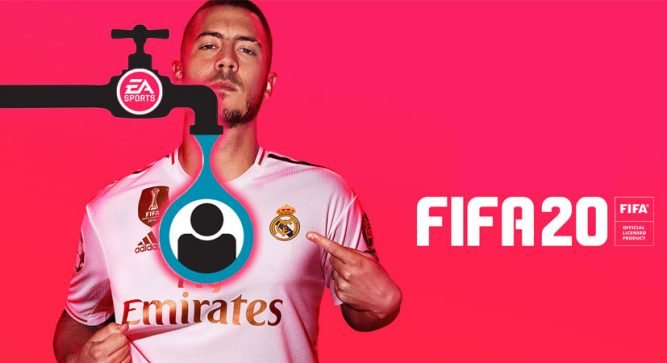 Huge scandal with the FIFA 20 Global Series