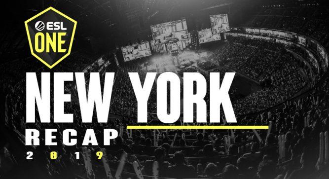 ESL New York 2019 recap