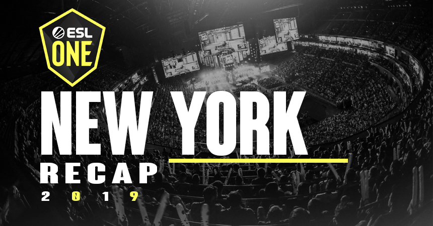 ESL New York 2019 recap
