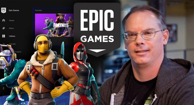 Epic Games will not suppress player's free speech