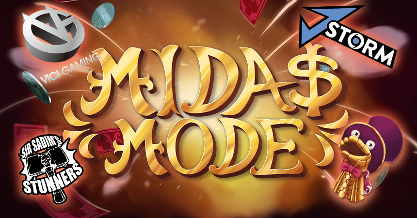 What happened at Midas Mode 2?