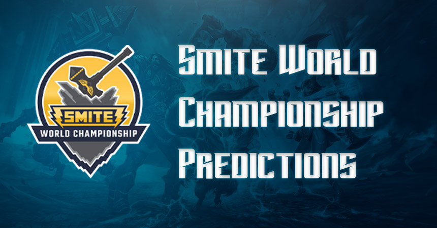 2019 SMITE World Championship predictions