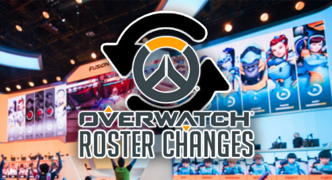 Overwatch League Off-Season is full of Changes