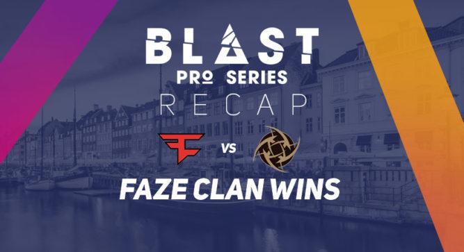 BLAST Pro Series Copenhagen, CS:GO's strangest tournament