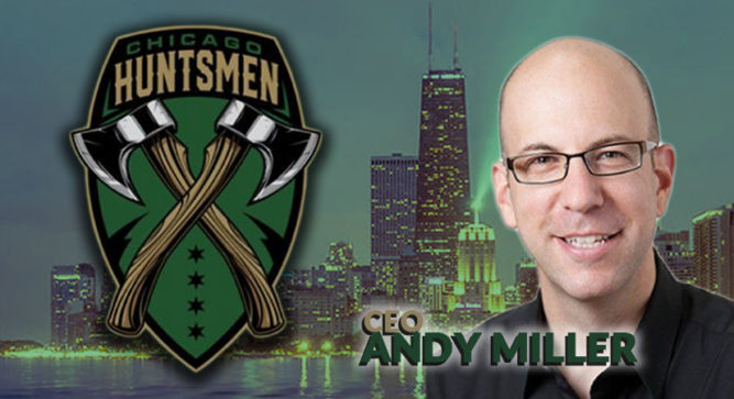 Call of Duty League: An Interview with Chicago Huntsmen Co-CEO Andy Miller