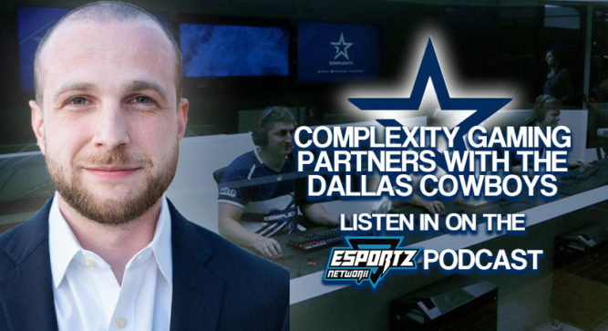 Complexity Gaming CMO on Partnering With the Dallas Cowboys