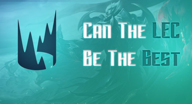 How can the LEC dominate?