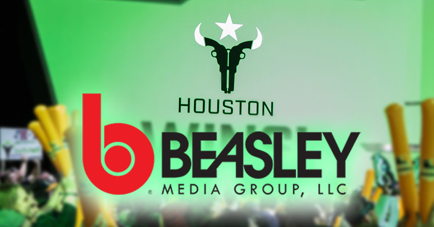 Immortals Group sells Houston Outlaws to the Beasley Media Group