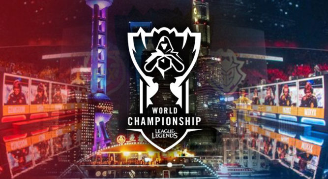 LoL Worlds 2020 Announcement