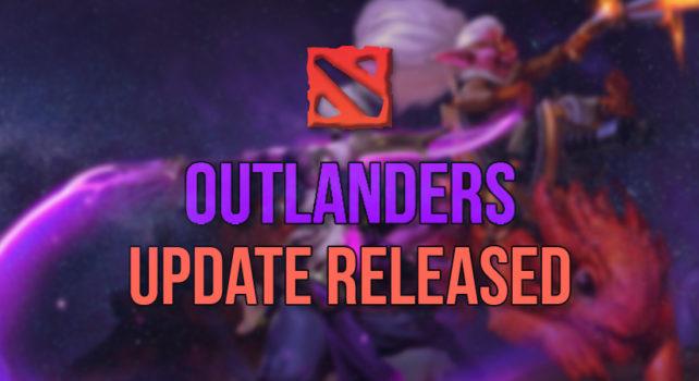 Outlanders reshaping Dota 2