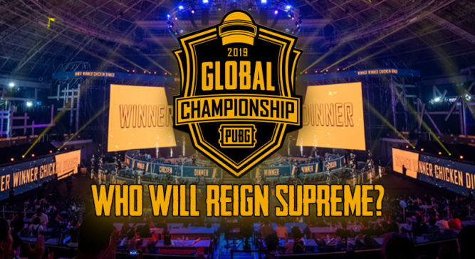 PUBG Global Championship: Who took the Crown?