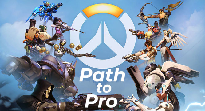 Path to Pro: Overwatch