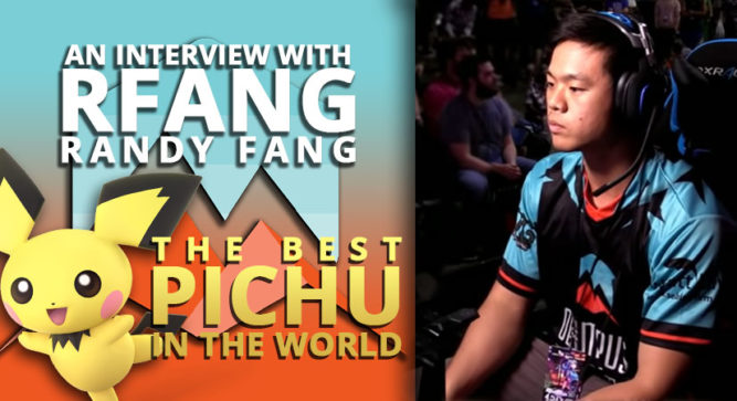 Smash Ultimate Summit for RFang is just the start