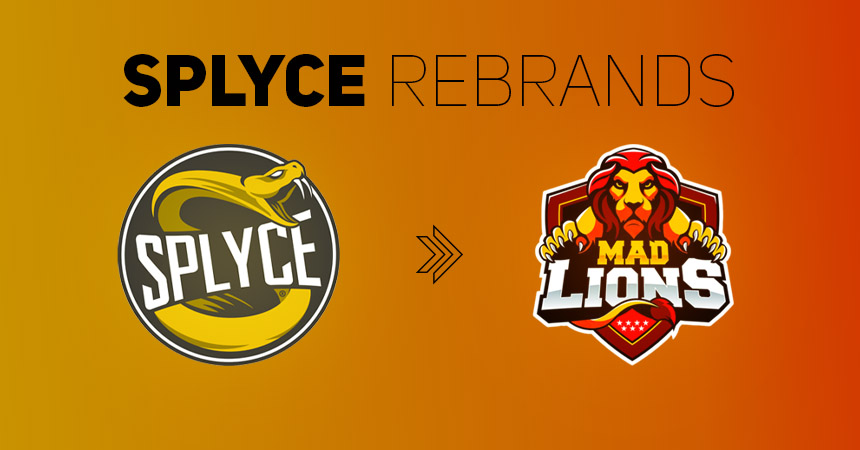 Splyce to be rebranded as MAD Lions for LEC 2020