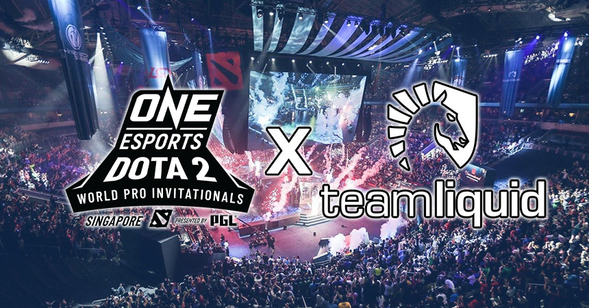 Team Liquid to Appear in ONE Esports Dota 2 World Pro Invitational