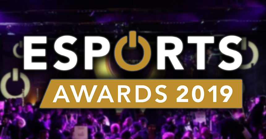 The 2019 Esports Awards winners