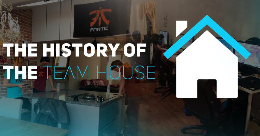 Team house history