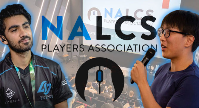 The NA LCS Players' Association makes first moves