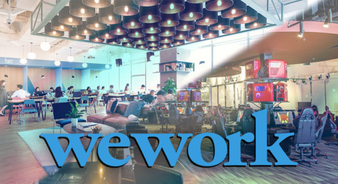 """WeWork Plans """"Play By We"""" Esports Division"""