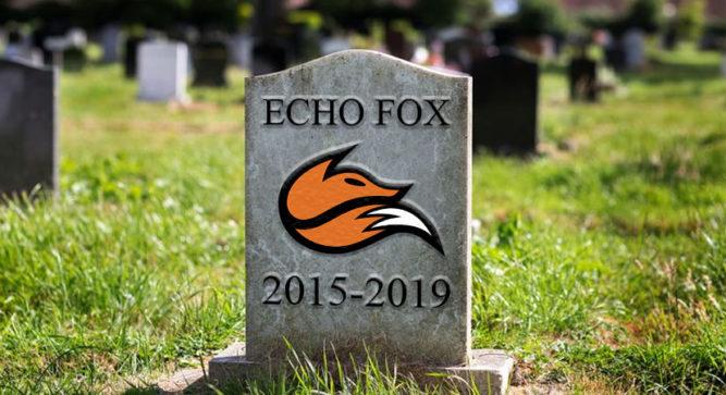 What happened to Echo Fox?